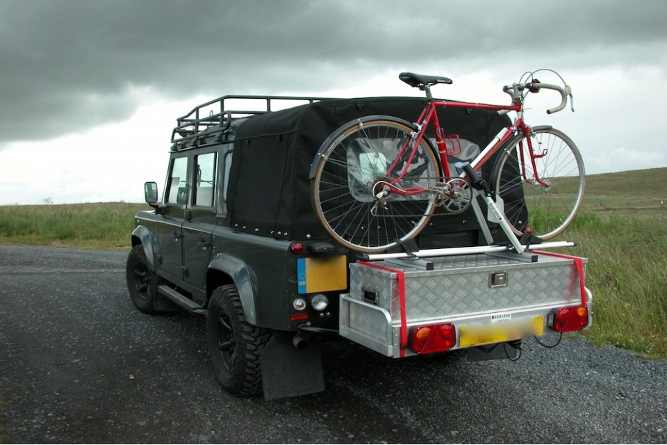 Cycle Rear Carrier Karrirak